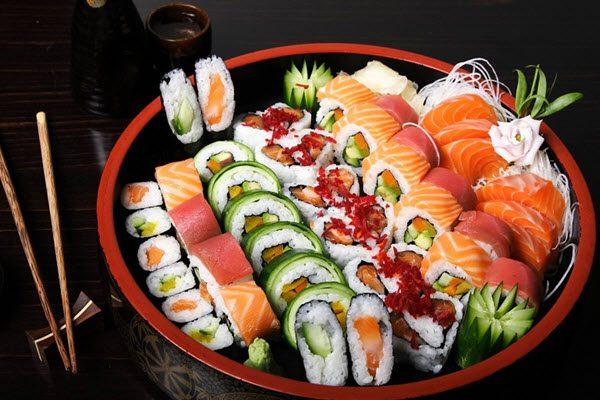 Thế giới sushi