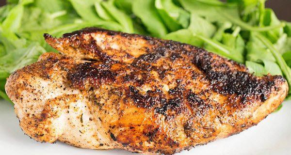 Món gà blackening
