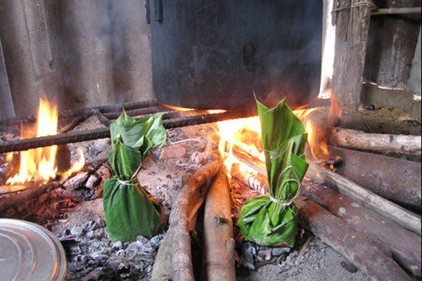 Rêu đá nướng