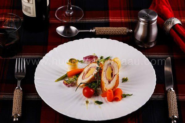 Trang trí món ăn đẹp mắt