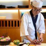 Bếp trưởng bếp Nhật