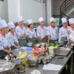 Học bếp hoa tại HNAAu