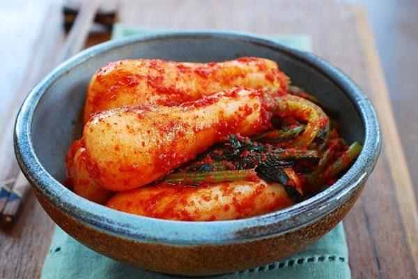 Kimchi chonggak
