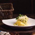 mì Ý xốt Pesto
