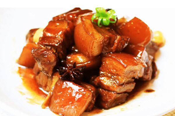 Hướng dẫn cách làm thịt kho tô đông pha