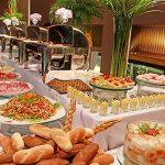 Hình thức buffet chay
