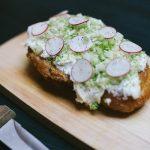 Bánh mì khoai tây chiên