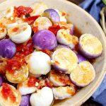 Cà muối chua ngọt