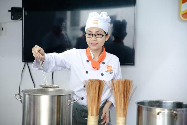 cơ hội việc làm cho đầu bếp Hoa
