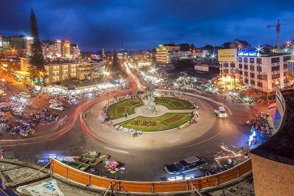 Đà Lạt – Thành phố du lịch