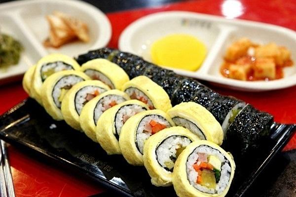 Học làm sushi ở đâu tphcm