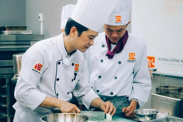 Học nấu ăn tại Cần Thơ
