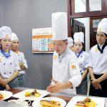 Học phí nghề bếp
