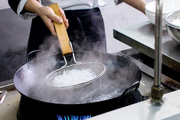 bí quyết nấu bánh canh