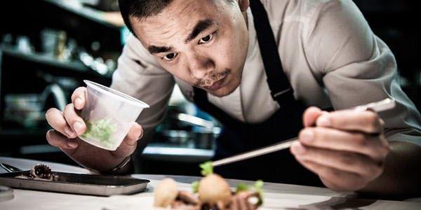 Đầu bếp Andre Chiang