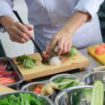 học nghiệp vụ Bếp Á chuyên sâu
