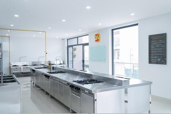 Phòng thực hành bếp nóng