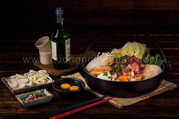 Lẩu Kimchi Nhật Bản