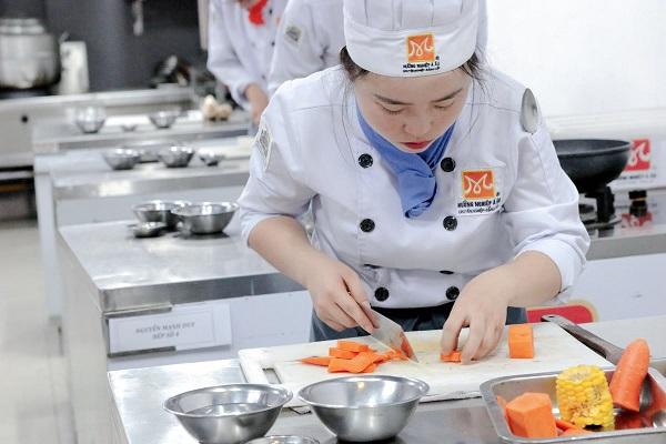Nấu ăn chuyên nghiệp