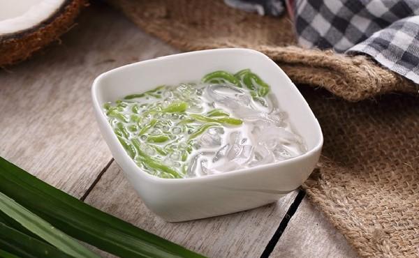Chè Thái Xanh Sữa Dừa