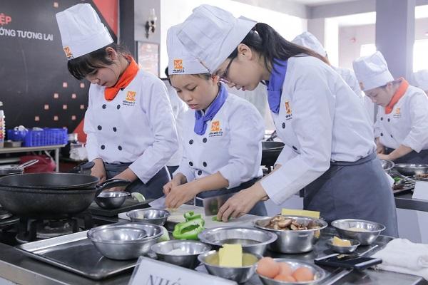 Chương trình đào tạo nghề bếp