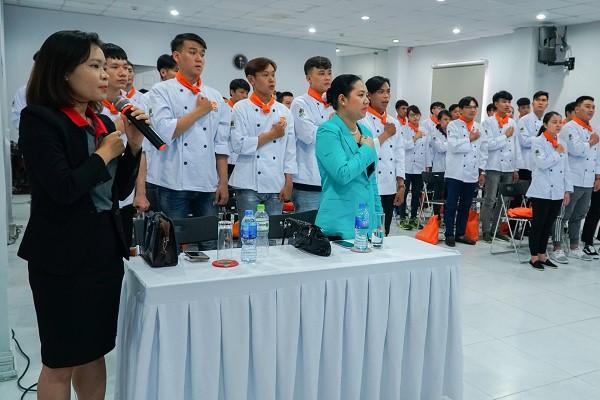 HNAAU nơi đào tạo đầu bếp vững nghiệp vụ