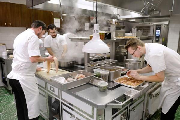 Tình yêu nghề bếp