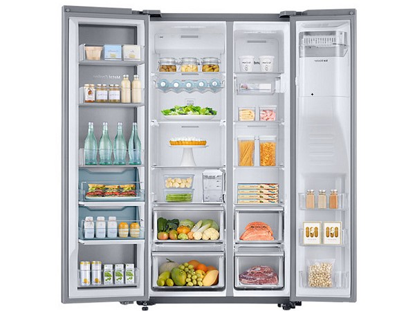 cách sắp xếp tủ lạnh