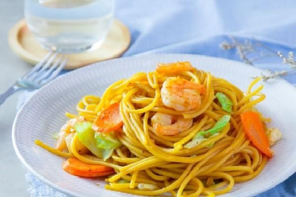 Món Mì Ý hải sản