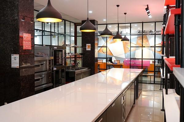 Phòng học bếp bánh