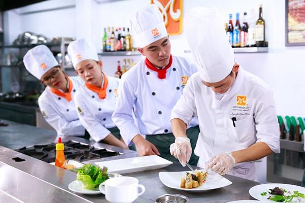 đào tạo bếp trưởng chuyên nghiệp