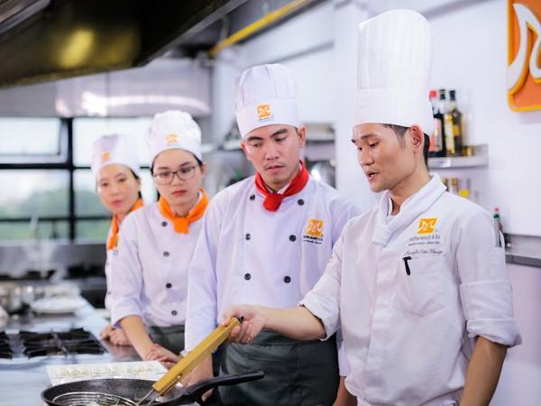 Địa điểm học nấu ăn