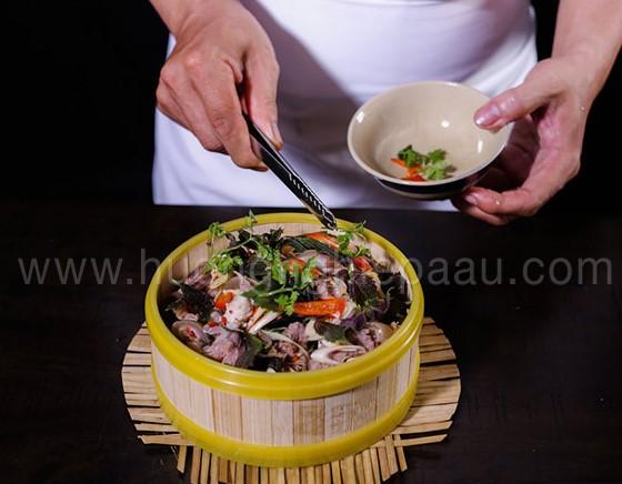 học nấu ăn mở quán ở TPHCM
