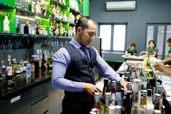 công việc của bar trưởng