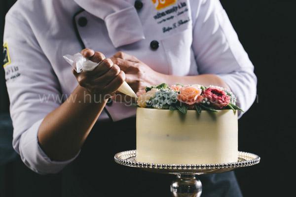 Địa chỉ đào tạo nghiệp vụ bánh kem