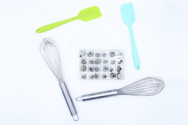 Bộ dụng cụ làm bánh