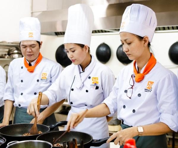 Khóa học Nghiệp vụ Bếp chay