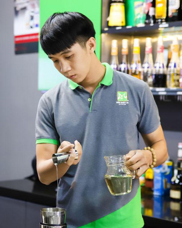 Học viên Nguyễn Hoàng Liêm