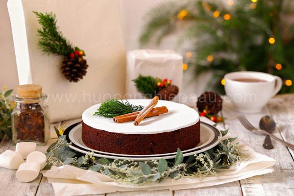 bánh xmas cake
