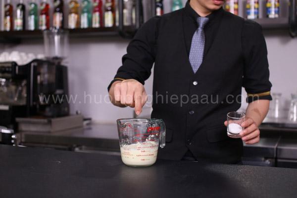 Cách làm cream cheese