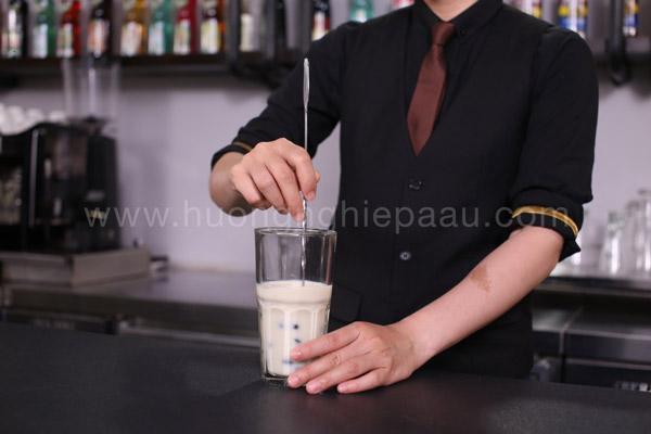Cách pha trà sữa trân châu đen