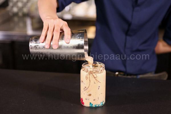 Cách pha trà sữa