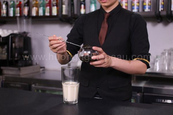 Lưu ý khi pha chế trà sữa