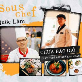 Sous Chef  Quốc Lâm