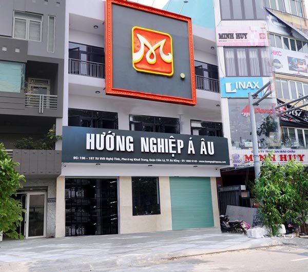 khai trương chi nhánh Xô Viết Nghệ Tĩnh, Đà Nẵng