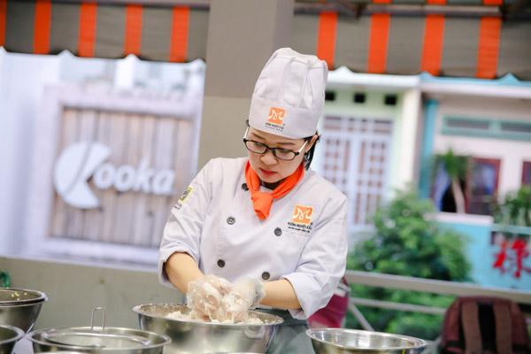 lớp học nấu chè bà ba ở Sài Gòn