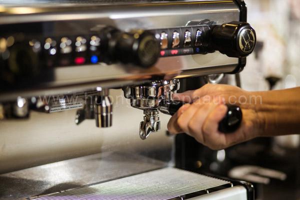 Máy pha cafe tiện dụng
