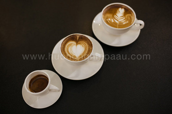 Món cafe Espresso nóng