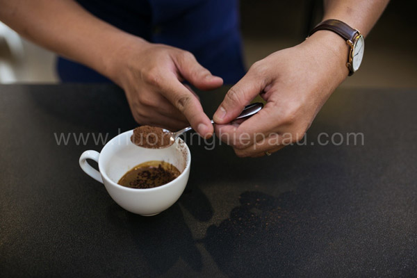 Pha chế Cappuccino