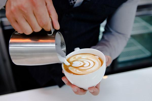 Rót Latte Art